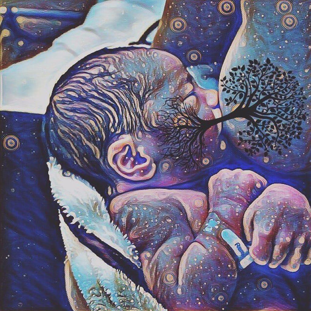 Root chakra şi relaţia mamă nou-născut